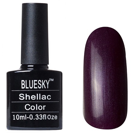 Гель-лак Bluesky Shellac №40543/80543 Vexed Violette 10 мл