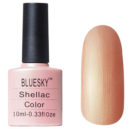 Гель-лак Bluesky Shellac №40517/80517 Iced Coral 10 мл