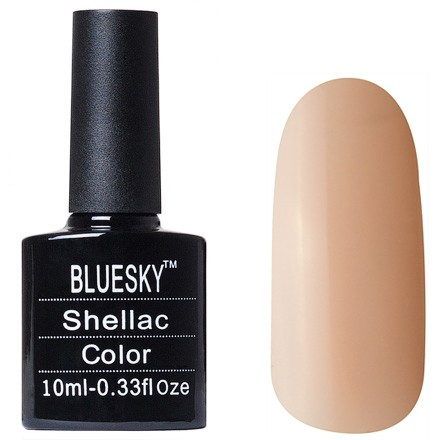 Гель-лак Bluesky Shellac №80567 Powder my Nose 10 мл