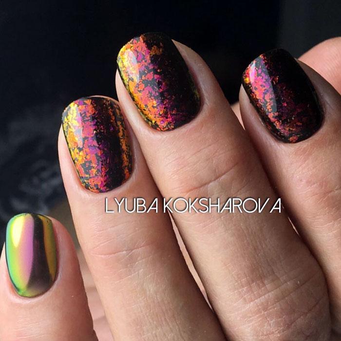 Дизайн ногтей юки фото