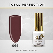 Гель-лак Klio professional TOTAL PERFECTION №065, 8 мл