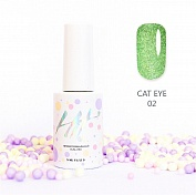 Гель-лак HIT Cat eye 5D №02, 9 мл