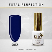 Гель-лак Klio professional TOTAL PERFECTION №062, 8 мл