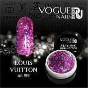 Гель-лак Vogue Nails №089 (Louis Vuitton) в баночке, 5 мл