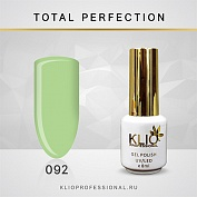 Гель-лак Klio professional TOTAL PERFECTION №092, 8 мл
