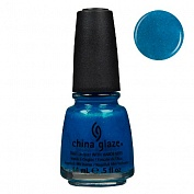 Лак China Glaze 80840 (BLUE SPARROW), 14 мл.