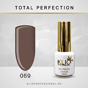 Гель-лак Klio professional TOTAL PERFECTION №069, 8 мл