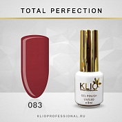 Гель-лак Klio professional TOTAL PERFECTION №083, 8 мл