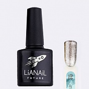 Гель-лак Lianail Future, FFSO-012 Silver flash, 10 мл