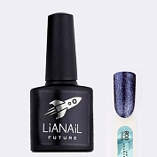 Гель-лак Lianail Future, FFSO-008 Amethyst flash, 10 мл