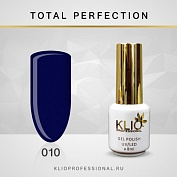 Гель-лак Klio professional TOTAL PERFECTION №010, 8 мл