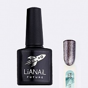 Гель-лак Lianail Future, FFSO-014 Black flash, 10 мл