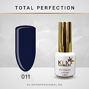 Гель-лак Klio professional TOTAL PERFECTION №011, 8 мл