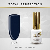 Гель-лак Klio professional TOTAL PERFECTION №027, 8 мл