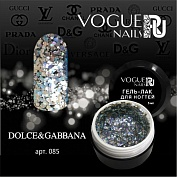 Гель-лак Vogue Nails №085 (Dolce&Gabbana) в баночке, 5 мл