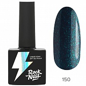 Гель-лак RockNail Basic №150 (Emerald City), 10 мл