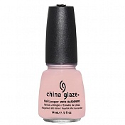 Лак China Glaze 81100 Неприкрытая нагота (Dare to be Bare), 14 мл.