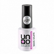 Верхнее покрытие Top Coat Super Shine (без липкого слоя) Uno 15 мл