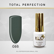 Гель-лак Klio professional TOTAL PERFECTION №086, 8 мл