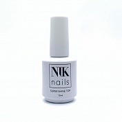 Топ для гель-лака Top Super Shine NIK Nails, 15 мл