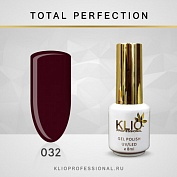 Гель-лак Klio professional TOTAL PERFECTION №032, 8 мл