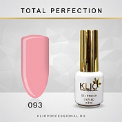 Гель-лак Klio professional TOTAL PERFECTION №093, 8 мл