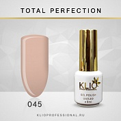 Гель-лак Klio professional TOTAL PERFECTION №045, 8 мл