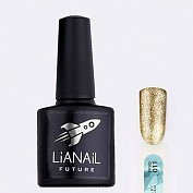 Гель-лак Lianail Future, FFSO-011 Gold flash, 10 мл