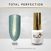 Гель-лак Klio professional TOTAL PERFECTION №100, 8 мл