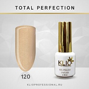 Гель-лак Klio professional TOTAL PERFECTION №120, 8 мл