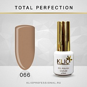 Гель-лак Klio professional TOTAL PERFECTION №067, 8 мл