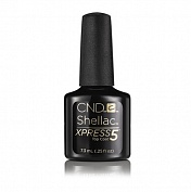 Верхнее покрытие CND Shellac Xpress5 Top Coat 7,3 мл