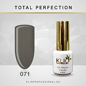 Гель-лак Klio professional TOTAL PERFECTION №071, 8 мл