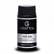Каучуковый топ Grattol Rubber Top Gel (GTRT20), 20 мл