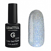 Гель-лак Grattol Color Gel Polish LS Quartz №02 (GTQ02), 9 мл