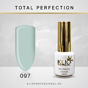 Гель-лак Klio professional TOTAL PERFECTION №097, 8 мл