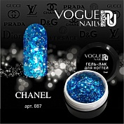 Гель-лак Vogue Nails №087 (Chanel) в баночке, 5 мл