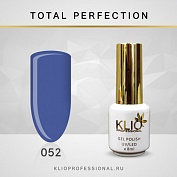 Гель-лак Klio professional TOTAL PERFECTION №052, 8 мл