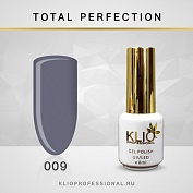 Гель-лак Klio professional TOTAL PERFECTION №009, 8 мл