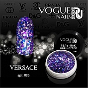 Гель-лак Vogue Nails №086 (Versace) в баночке, 5 мл