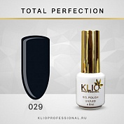 Гель-лак Klio professional TOTAL PERFECTION №029, 8 мл