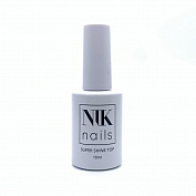 Топ для гель-лака Top Super Shine NIK Nails, 10 мл
