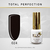 Гель-лак Klio professional TOTAL PERFECTION №024, 8 мл