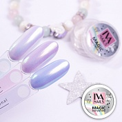 Втирка для дизайна IVA NAILS Magic Everywhere, 1 г