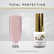 Гель-лак Klio professional TOTAL PERFECTION №095, 8 мл