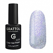 Гель-лак Grattol Color Gel Polish LS Quartz №01 (GTQ01), 9 мл