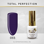 Гель-лак Klio professional TOTAL PERFECTION №055, 8 мл