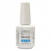 "Финиш-гель ""Gelish MINI Top-it-Off 04001"" Harmony, 9 мл."