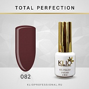 Гель-лак Klio professional TOTAL PERFECTION №082, 8 мл