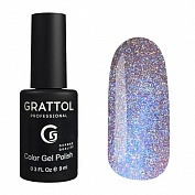 Гель-лак Grattol Color Gel Polish LS Quartz №09 (GTQ09), 9 мл